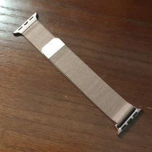 Accessories - Apple Watch Replacement Band 38mm Rose Gold